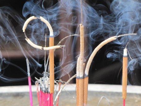 Religion, Smoke, Incense, Ritual