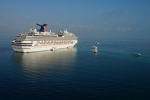 Cruise, Ocean, Sea, Travel, Vacation, Water, Ship