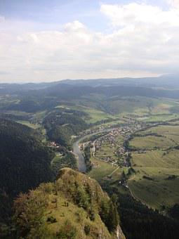 Slovakia, Mountain, Landscape, Vacation, View
