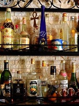 Alcohol, Drink, Beverages, Bottles, Brandy