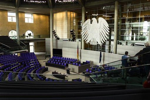 Berlin, Bundestag, Reichstag, Germany, Capital
