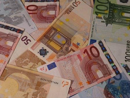 Money, Euro, Bills, Currency, Bill, Finance