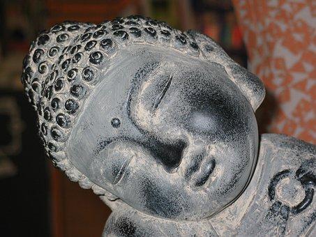 Buddha, Buddhism, Meditation, Stone Figure, Religion