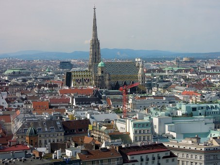 Vienna, St Stephan's Cathedral, Dom, City, Good View