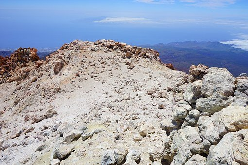 Teide, Outlook, View, Distant View, Good View, Fog