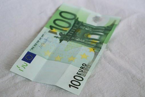 Euro, 100, 100 Euro, Paper Money, Money, Currency