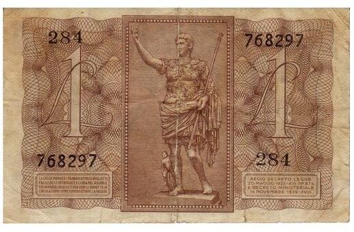 Lire, Banknote, Italy, Money, Old Paper, Bill, Finance