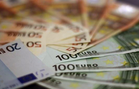 Money, Euro, Bank Note, Currency, Bill, Finance, Europe