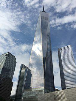 World Trade, Nyc, Financial District