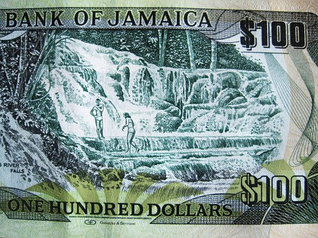 One Hundred Jamaican Dollar, Jamaica Currency