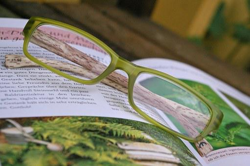 Glasses, See, Overview, Sharpness, Read, Reading Aid