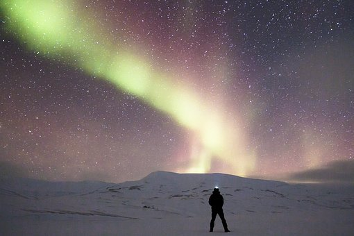 Adventure, Aurora, Aurora Borealis, Stargazing, Lights