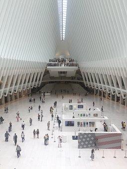 Oculus, Path, Nyc, Trains, Station, Subway