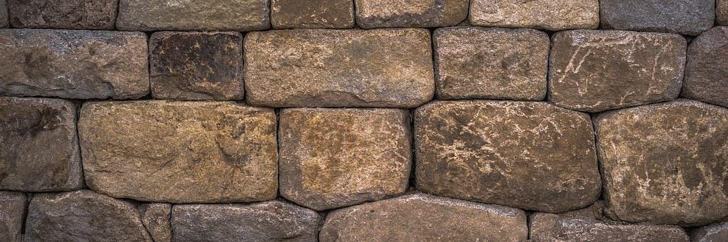 Stone, Wall, Damme, Stone Wall, Texture, Rectangle