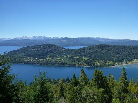 Lake, Trees, Lakes District
