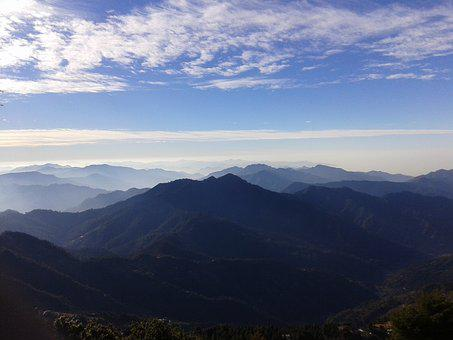 Mussoorie, Uttarakhand, India, Dehradun District