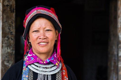 Vietnam, Ethnic, Minority, Dao, People, Ethnography