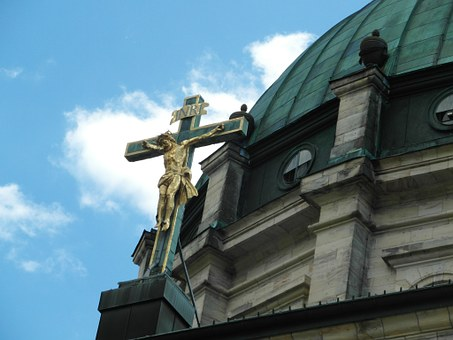 Cross, Church, St Blasien, Black Forest, Dom, Faith