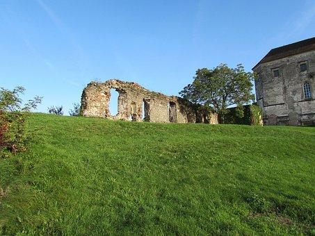 Castle, Burgruine, Güssing