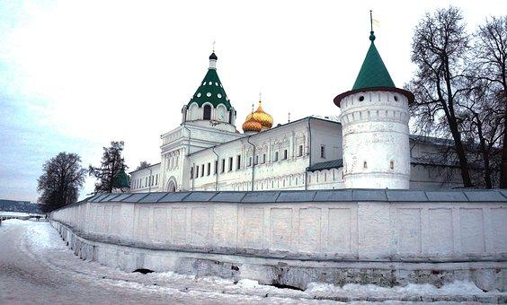 Kostroma, Church, Monastery