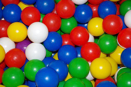Colored Balls, Balls, Play Ground, Colors, Games