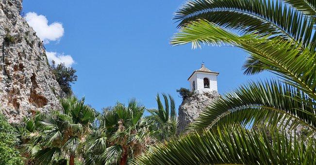 Guadalest, Alicante, Mountain