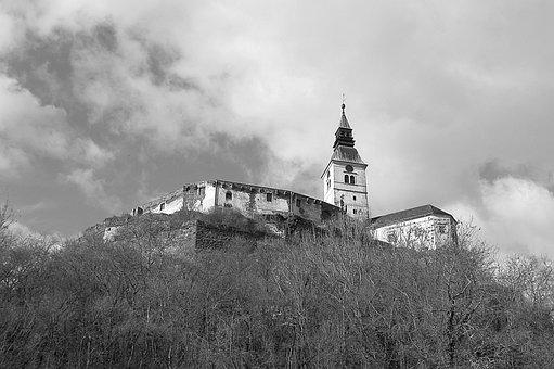 Castle, Güssing, Fortress