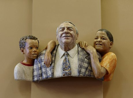 Homage To Medicare And Medicaid, Sculpture, Art