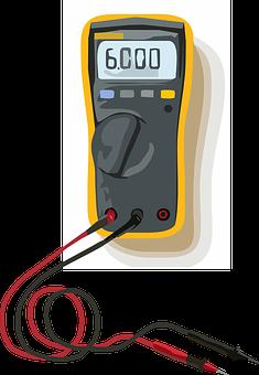 Tester, Electronics, Lead, Measure, Multimeter, Ampere