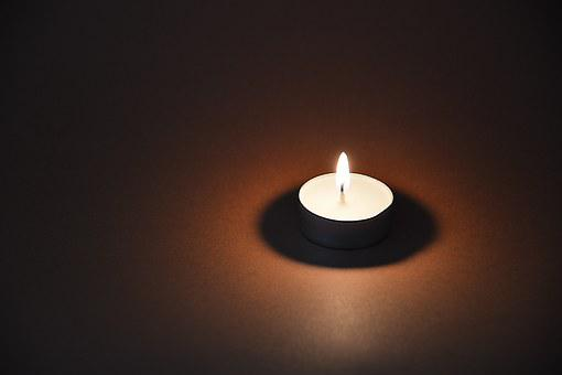 Candle, Nightlight, Light, Church, Religion, Prayer
