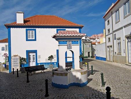 Ericeira, Portugal, Old Town, Historically, Tourism