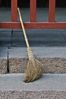 Broom, Straw, Household