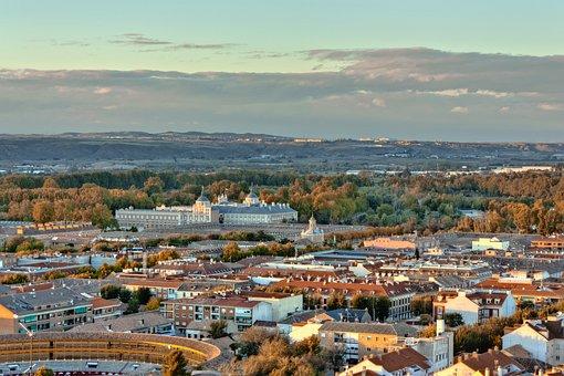Aranjuez, Madrid, Spain, Landscape, Unesco