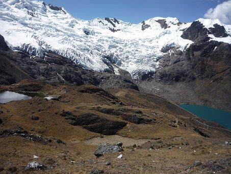 Walk, Huaytapalla, Nevado, Course, Huaytapallana, Peru