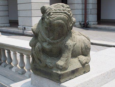 Shishi, Carving, Cheung Beast