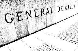 Gaulle, Monument, Concrete