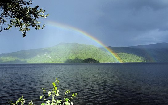Canim Lake, British Columbia, Canada, Lakes, Cariboo