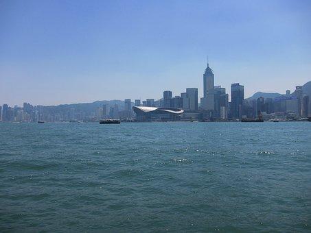 Hong Kong, Riverview, Large F
