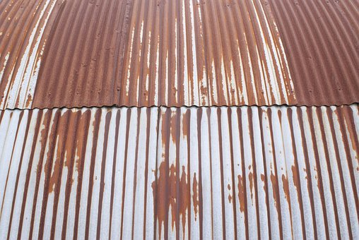 Pilot, Wave Plate, Metal, Rusted, Rust, Brown, Iron