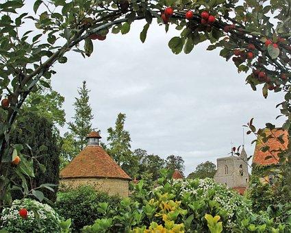 Le, Manoir, Oxfordshire, Scenery