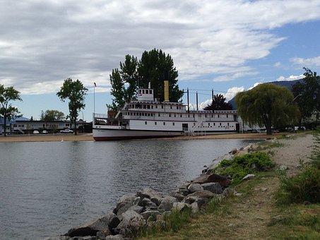 Penticton, British Columbia, Ship