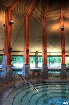Indoor, Pool, Harrison, Hotsprings, Architecture
