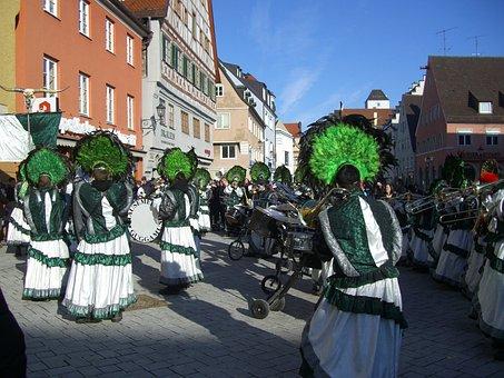 Guggamusik Hausemer, Memmingen, Carnival