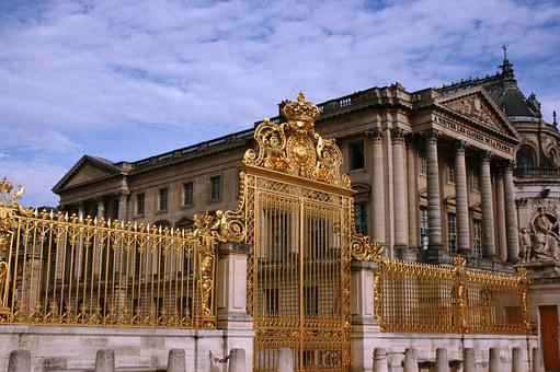 Palace Of Versailles, Versailles, Palace, France