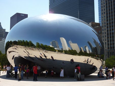 Chicago, America, Places Of Interest