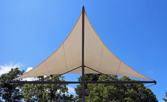 Roof, Sunroof, Sail Shade, Shadow, Weather Protection