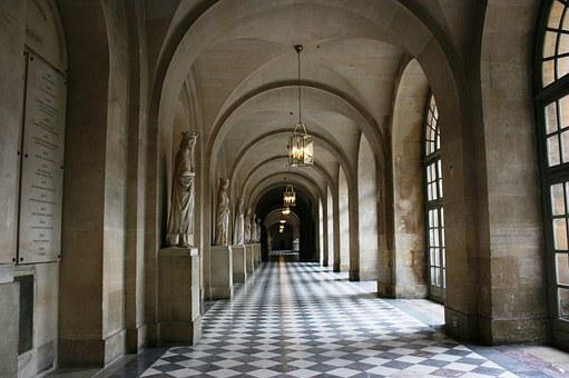 Palace, Palace Of Versailles, France, Sculpture