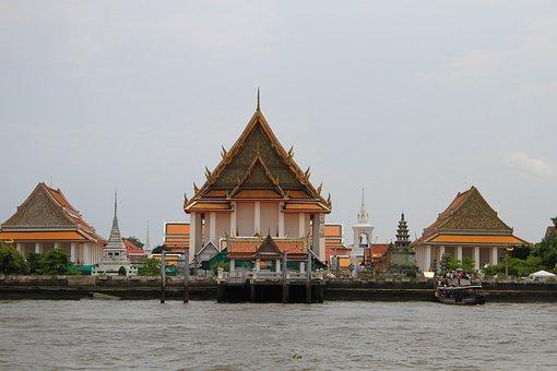 Thailand, Bangkok, Thai, Backpacker, Underwaygs