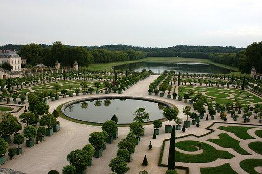 Versailles, Palace Of Versailles, Gardens Of Versailles