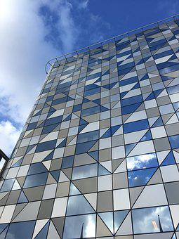 Hotels, Gothenburg, Radisson, Himmel, Building, Cloud